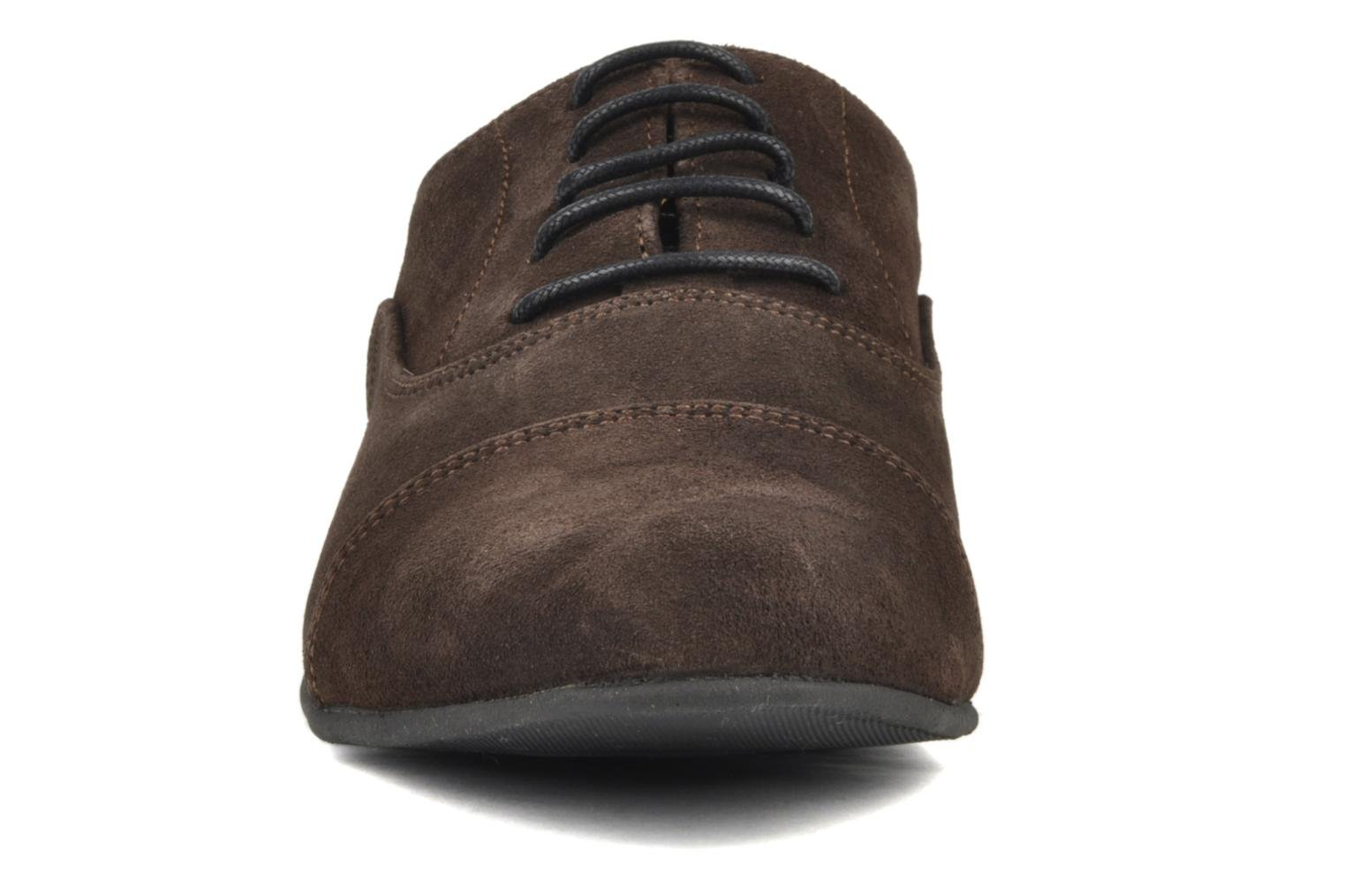 Lace-up shoes Swear Jimmy 1 Brown model view