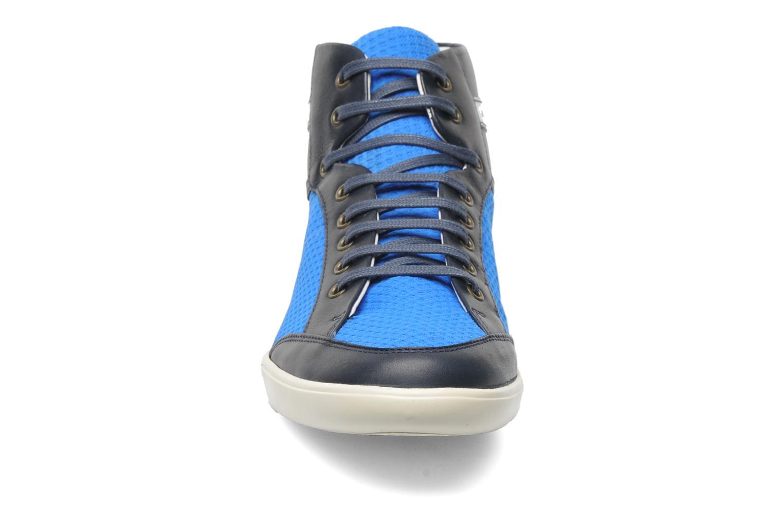 Baskets Swear Gene 3 Bleu vue portées chaussures
