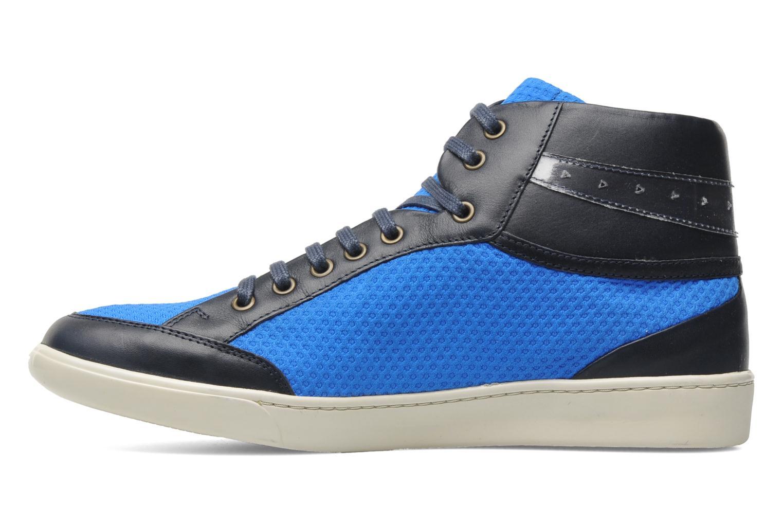 Gene 3 Blue mix/Off white sole