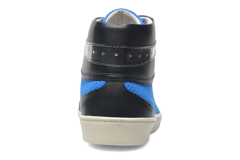 Baskets Swear Gene 3 Bleu vue droite