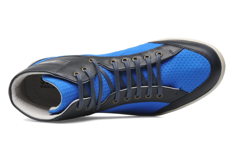 Baskets Swear Gene 3 Bleu vue gauche