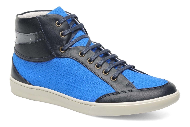 Baskets Swear Gene 3 Bleu vue détail/paire