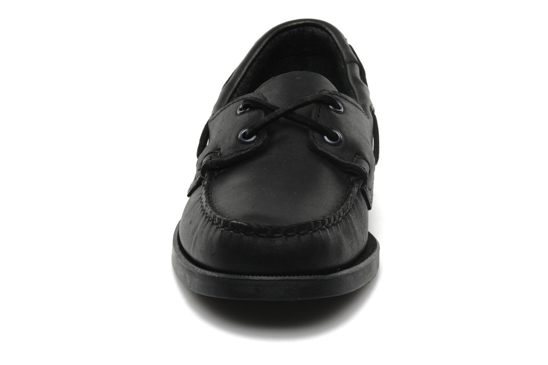 Chaussures à lacets Sebago Docksides M Noir vue portées chaussures