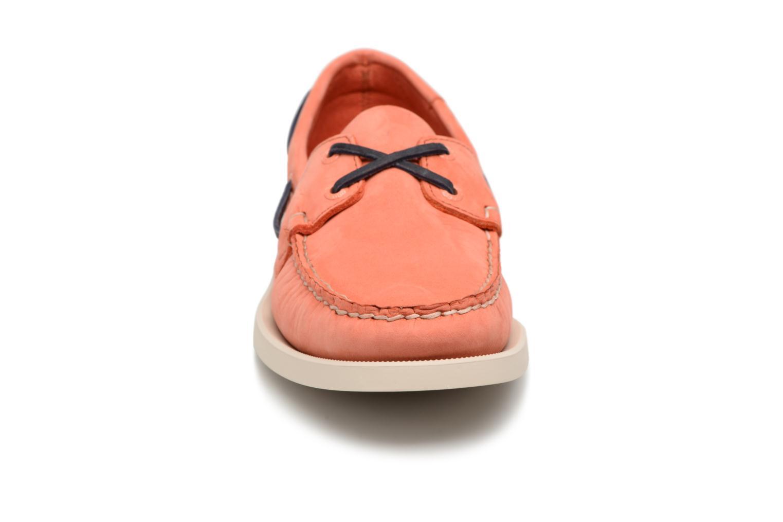 Klassisk Online Sebago Docksides M Oranje Beste Billig Pris Beste Butikken For Å Få Salg På Nettet 7SmuO2