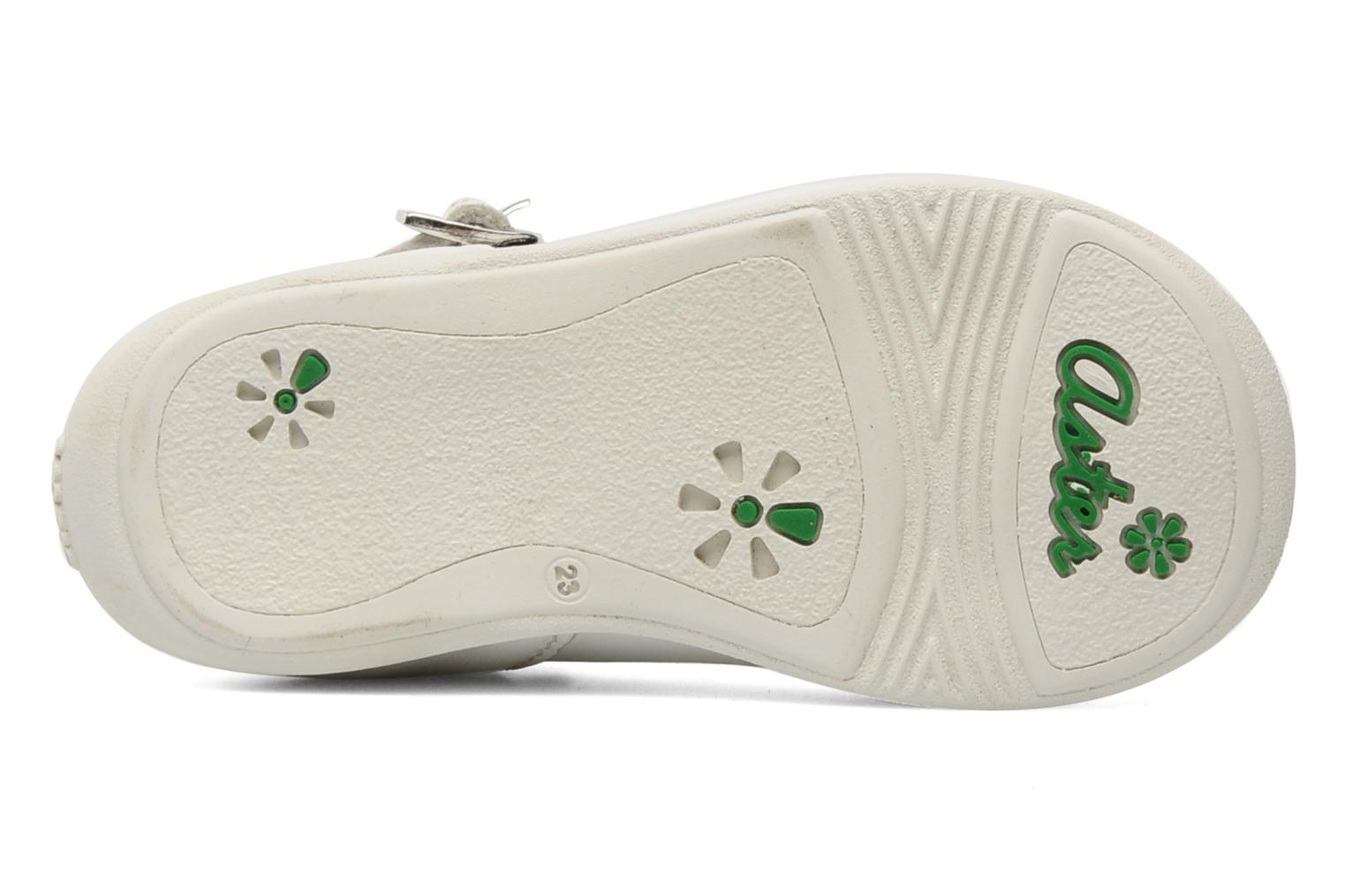Summer boots Aster Odjumbo White view from above