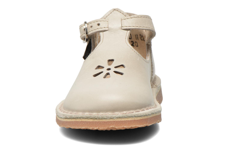 Bottines d'été Aster Bimbo Beige vue portées chaussures