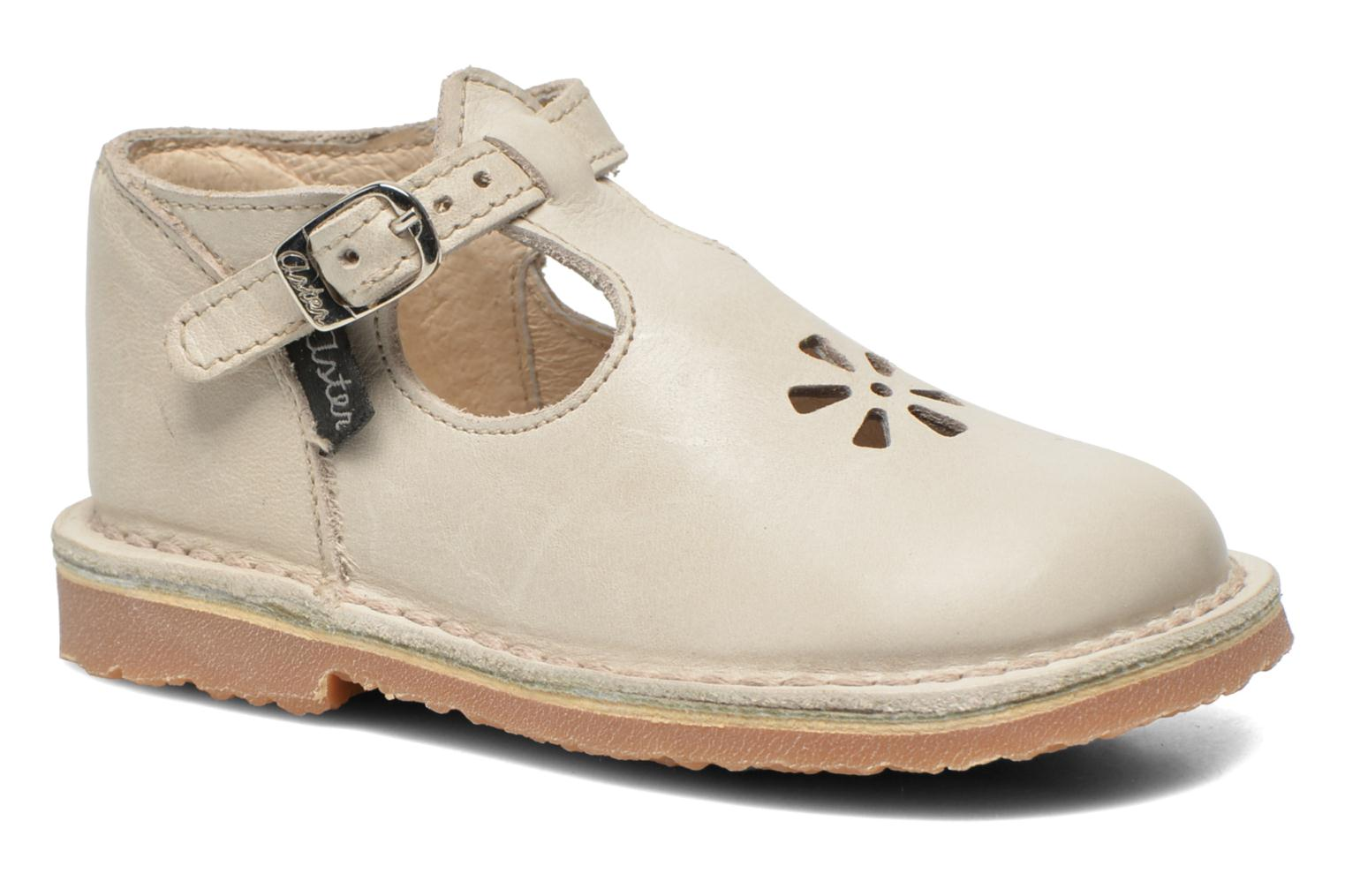 Summer boots Aster Bimbo Beige detailed view/ Pair view