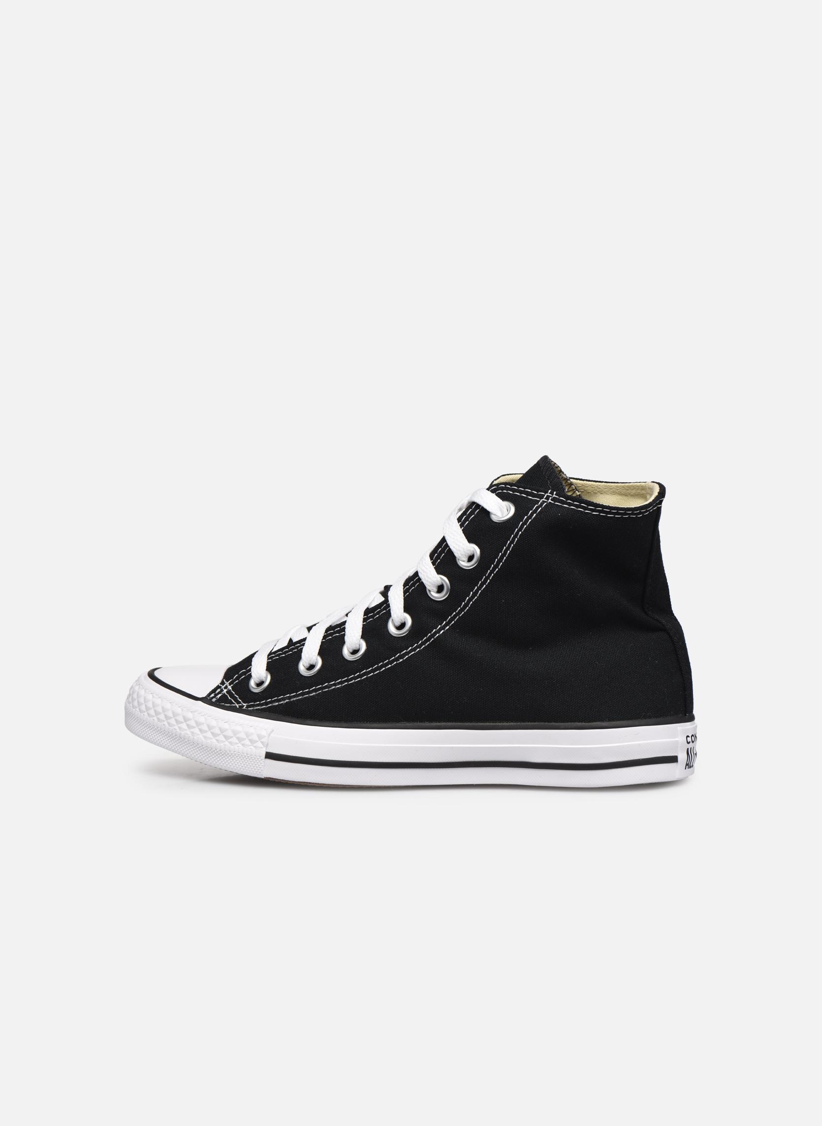 Sneakers Converse Chuck Taylor All Star Hi W Svart bild från framsidan