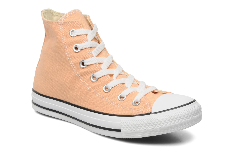 Converse Orange Pale