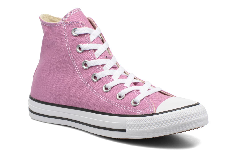 Sneaker Converse Chuck Taylor All Star Hi W lila detaillierte ansicht/modell