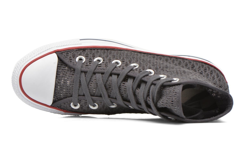 Sneakers Converse Chuck Taylor All Star Hi W Grijs links