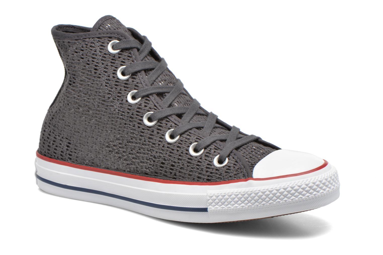 Sneakers Converse Chuck Taylor All Star Hi W Grijs detail