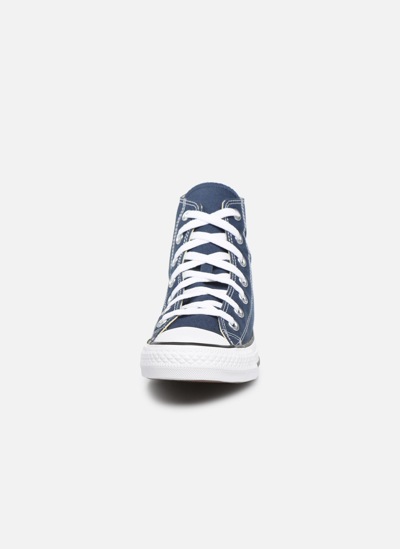 Sneakers Converse Chuck Taylor All Star Hi W Blå bild av skorna på