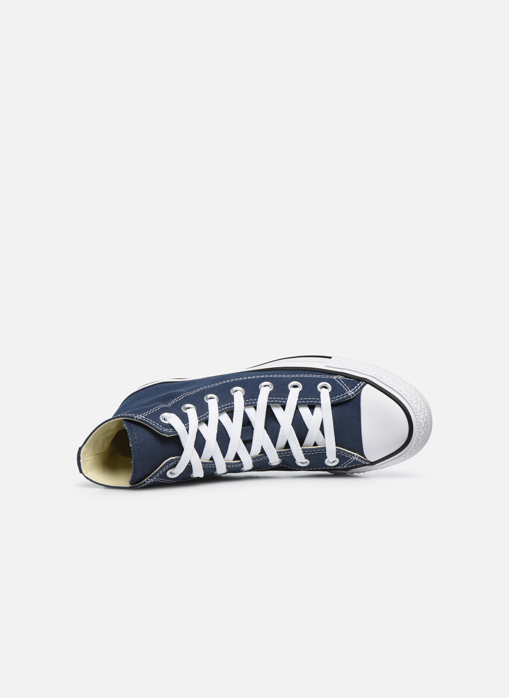 Sneakers Converse Chuck Taylor All Star Hi W Blå bild från vänster sidan