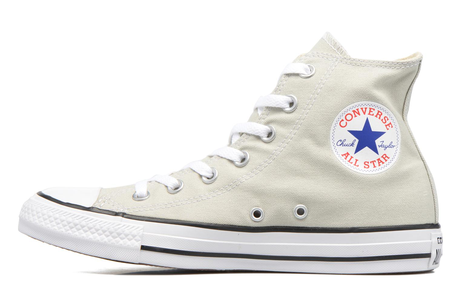 Sneakers Converse Chuck Taylor All Star Hi W Beige immagine frontale