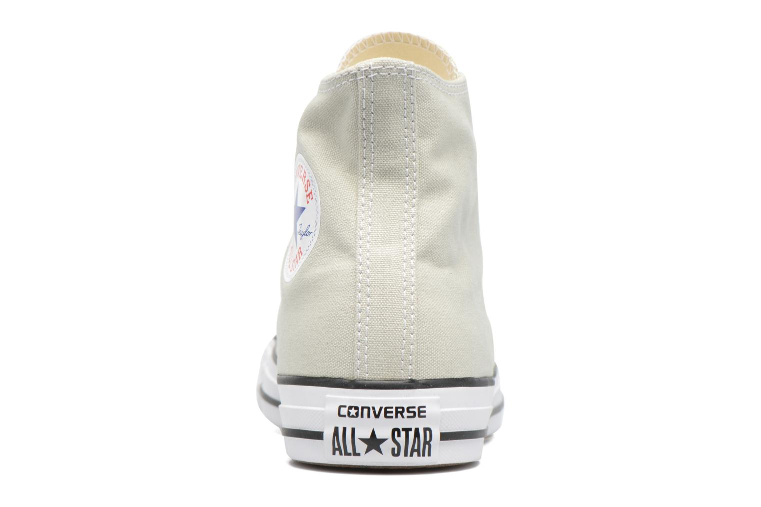 Sneakers Converse Chuck Taylor All Star Hi W Beige immagine destra