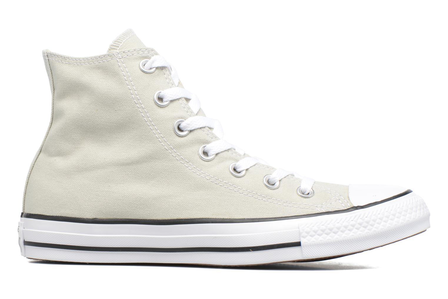 Sneakers Converse Chuck Taylor All Star Hi W Beige immagine posteriore