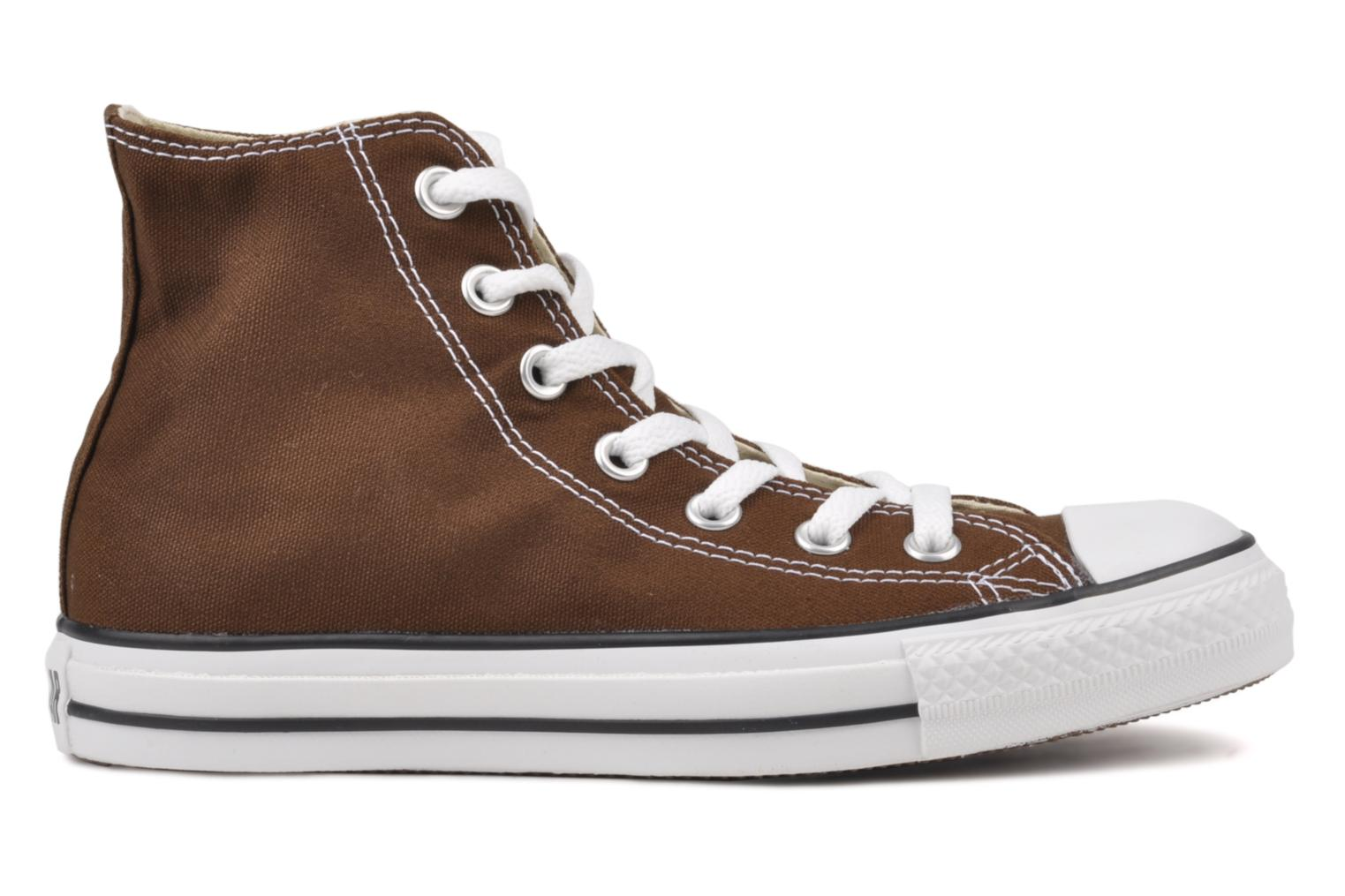 Sneakers Converse Chuck Taylor All Star Hi W Marrone immagine posteriore