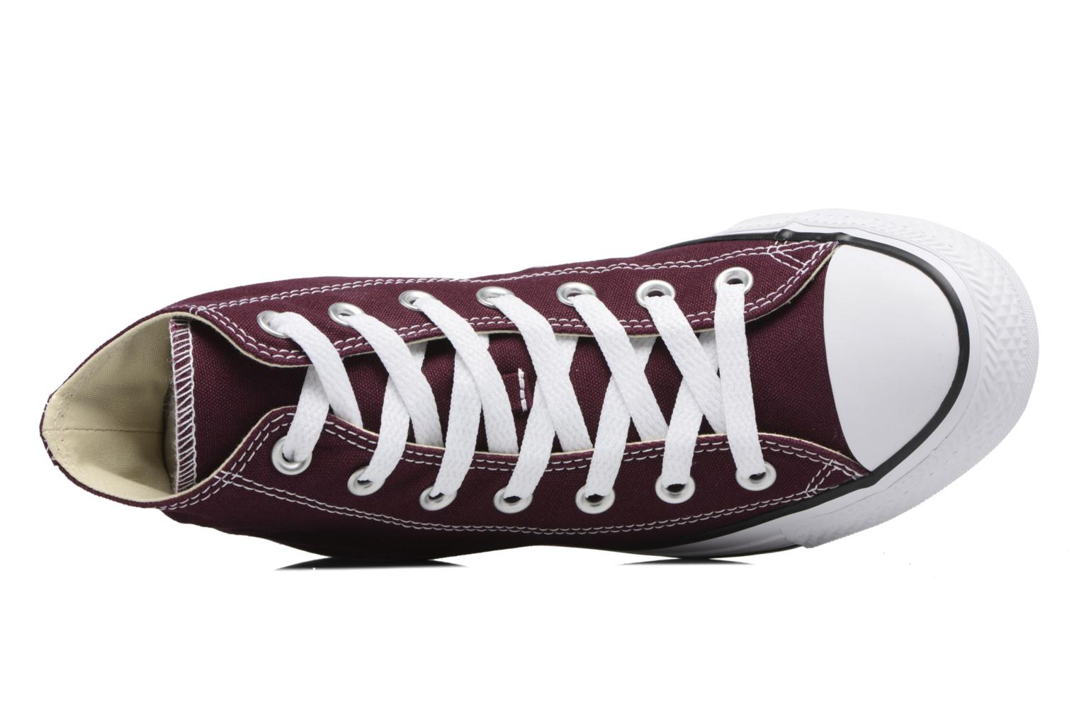 Sneakers Converse Chuck Taylor All Star Hi W Bordeaux links