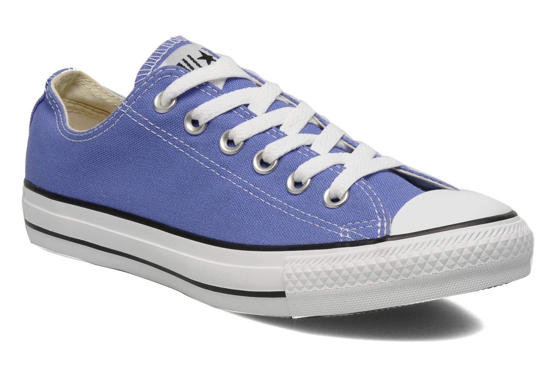 Chuck Taylor All Star Ox W Bleu Pastel
