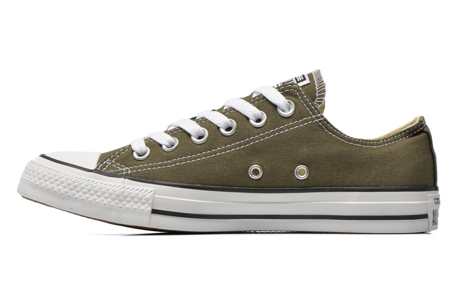 Sneakers Converse Chuck Taylor All Star Ox W Groen voorkant