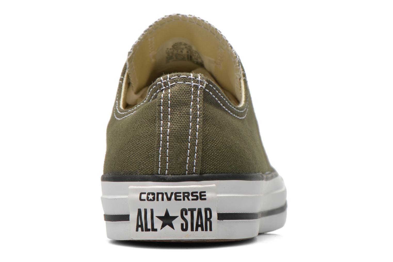 Sneakers Converse Chuck Taylor All Star Ox W Groen rechts
