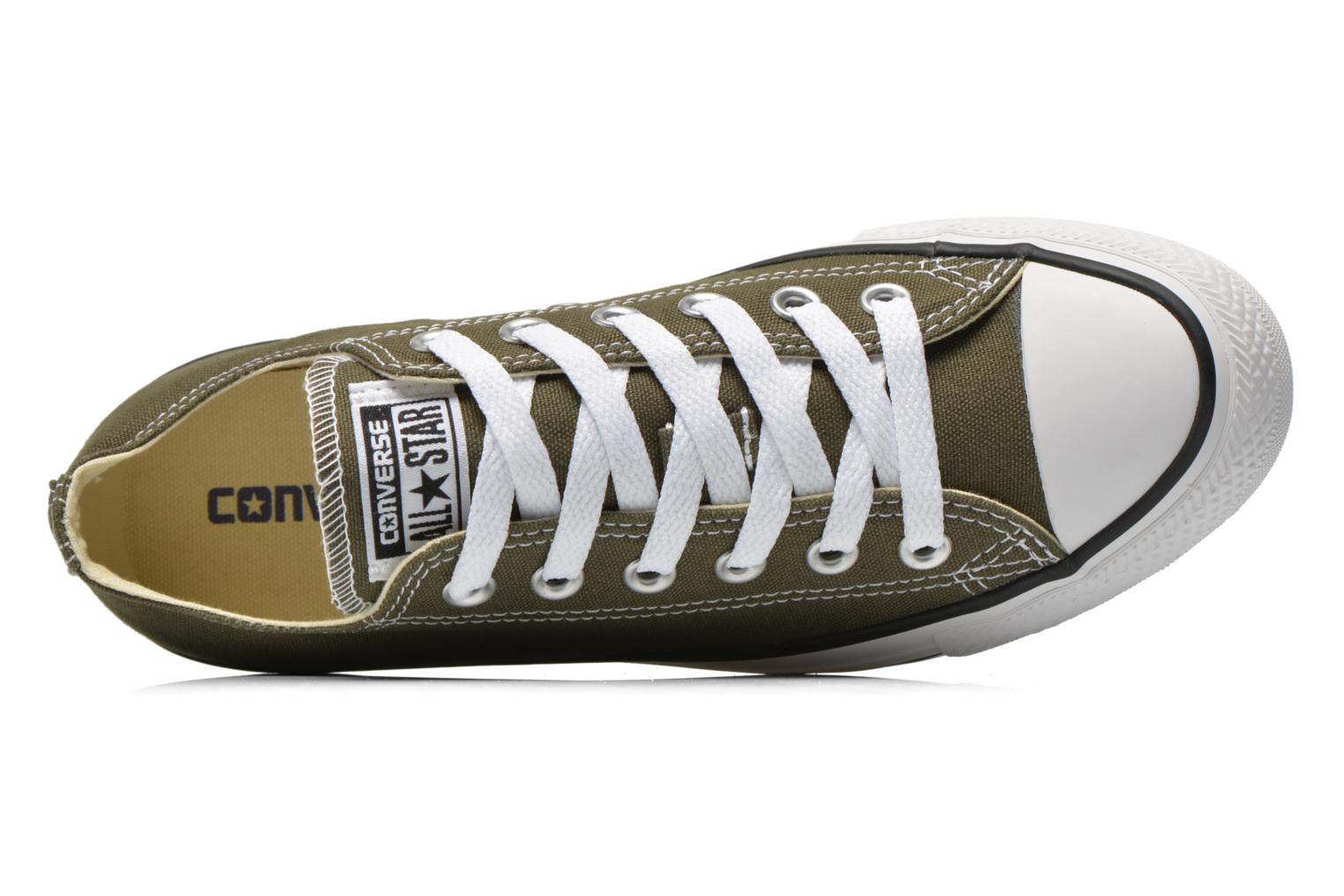 Sneakers Converse Chuck Taylor All Star Ox W Groen links