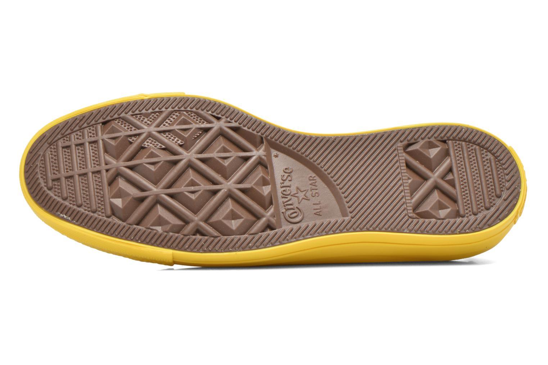 Sneaker Converse Chuck Taylor All Star Ox W gelb ansicht von oben