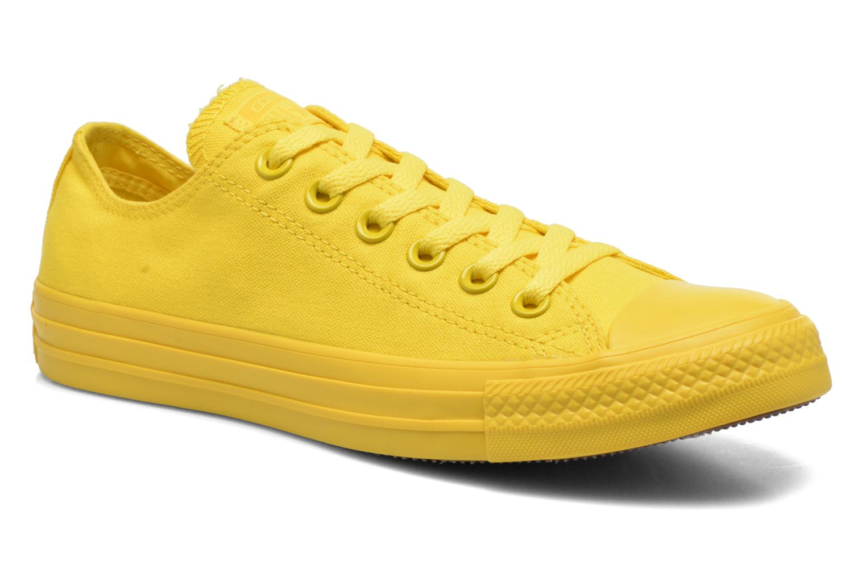 Sneaker Converse Chuck Taylor All Star Ox W gelb detaillierte ansicht/modell