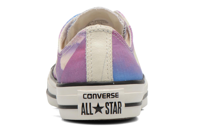 Chuck Taylor All Star Ox W Pink-Blue-Egret