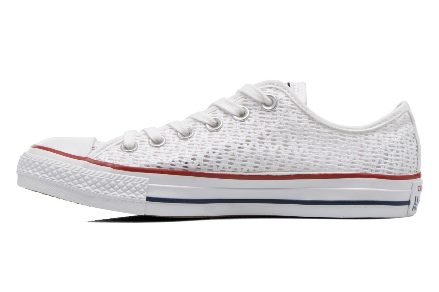 Chuck Taylor All Star Ox W White-White-Black