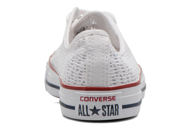 Chuck Taylor All Star Ox W White-White-Black