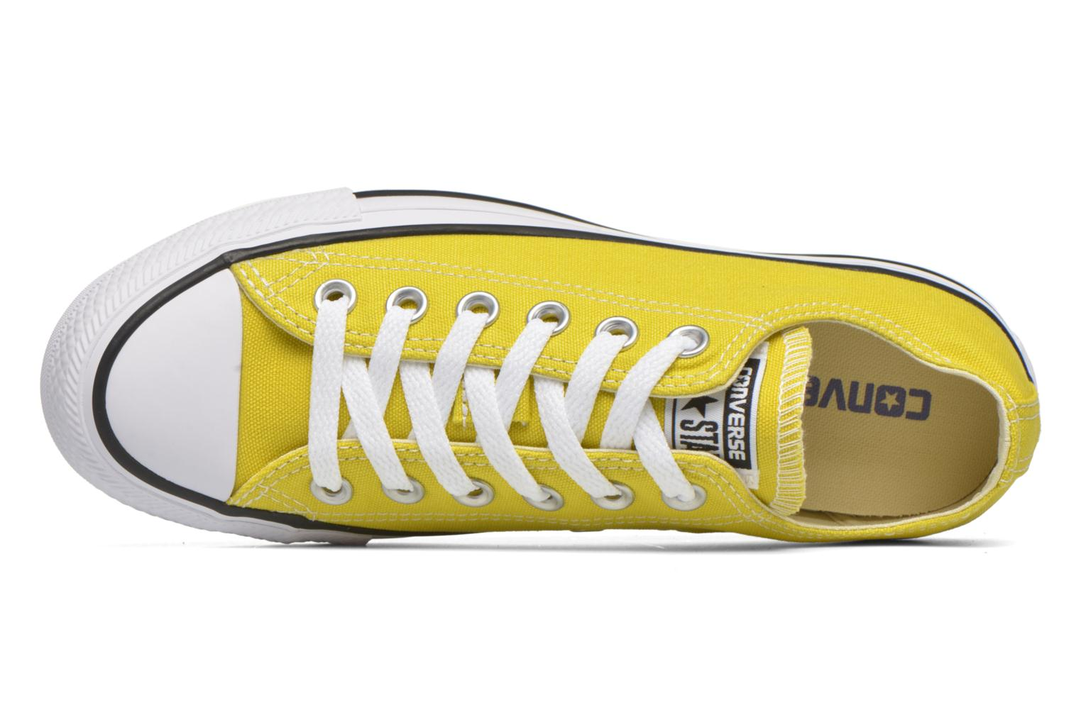 Sneakers Converse Chuck Taylor All Star Ox W Geel links