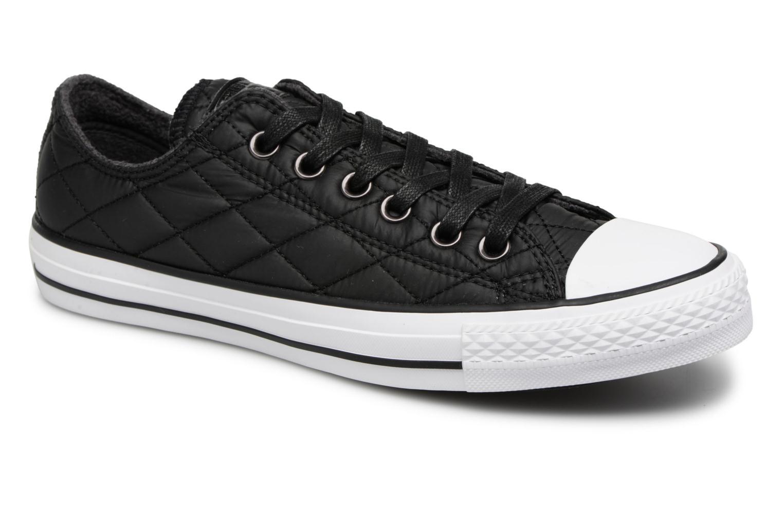 Zapatos de hombres de y mujeres de hombres moda casual Converse Chuck Taylor All Star Ox W (Negro) - Deportivas en Más cómodo 843489