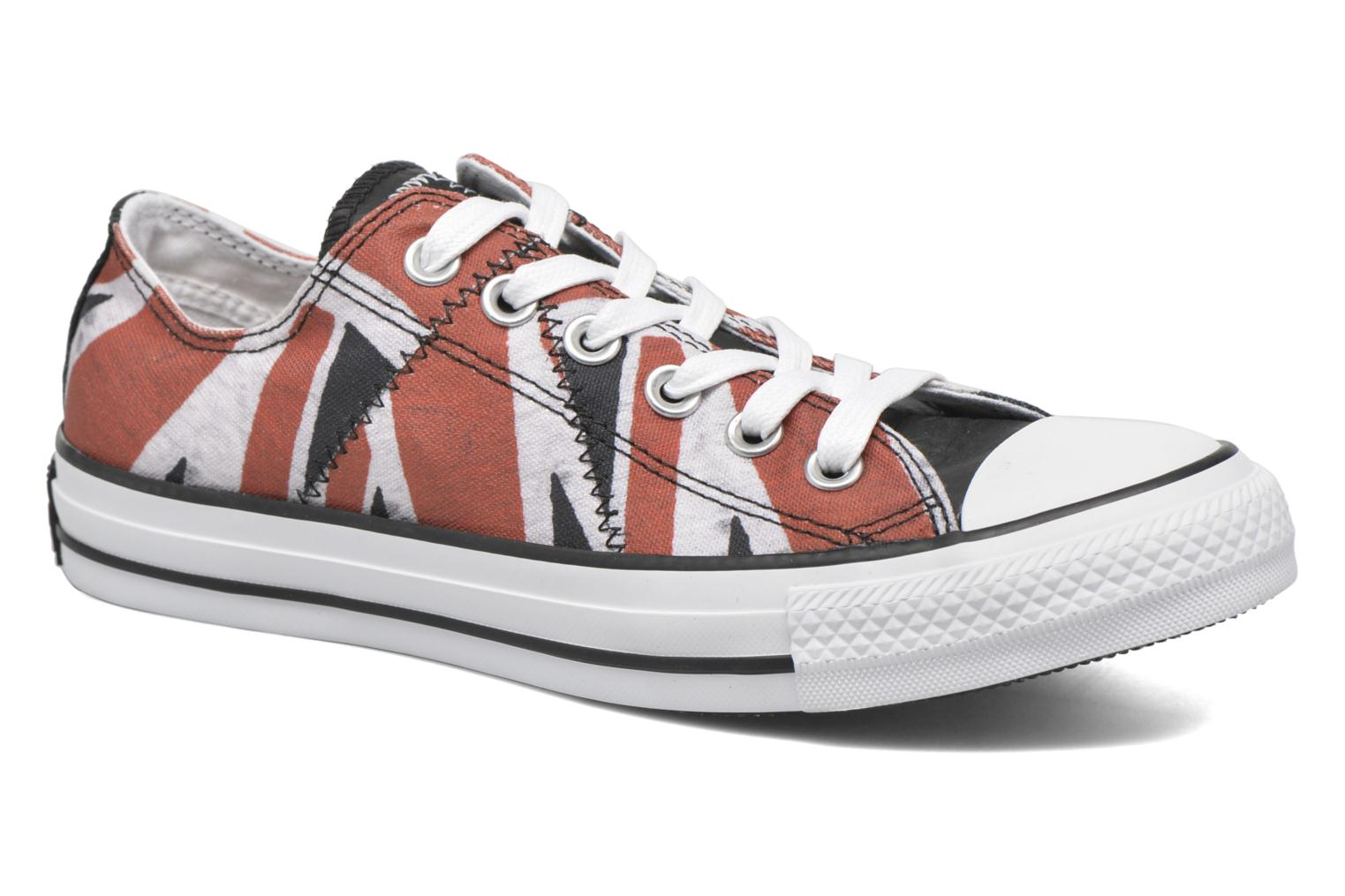 Chuck Taylor All Star Ox W White/red/black