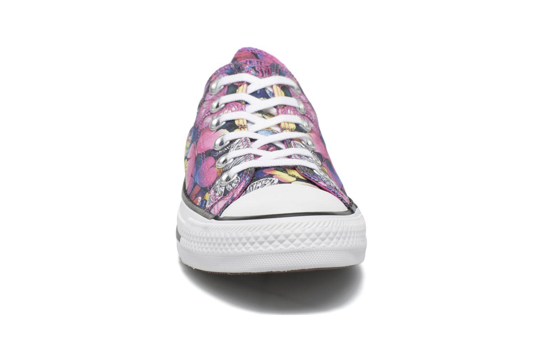 Chuck Taylor All Star Ox W Plastic Pink/White/Black