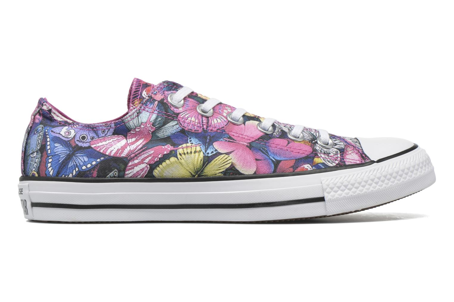 Sneakers Converse Chuck Taylor All Star Ox W Multicolor achterkant