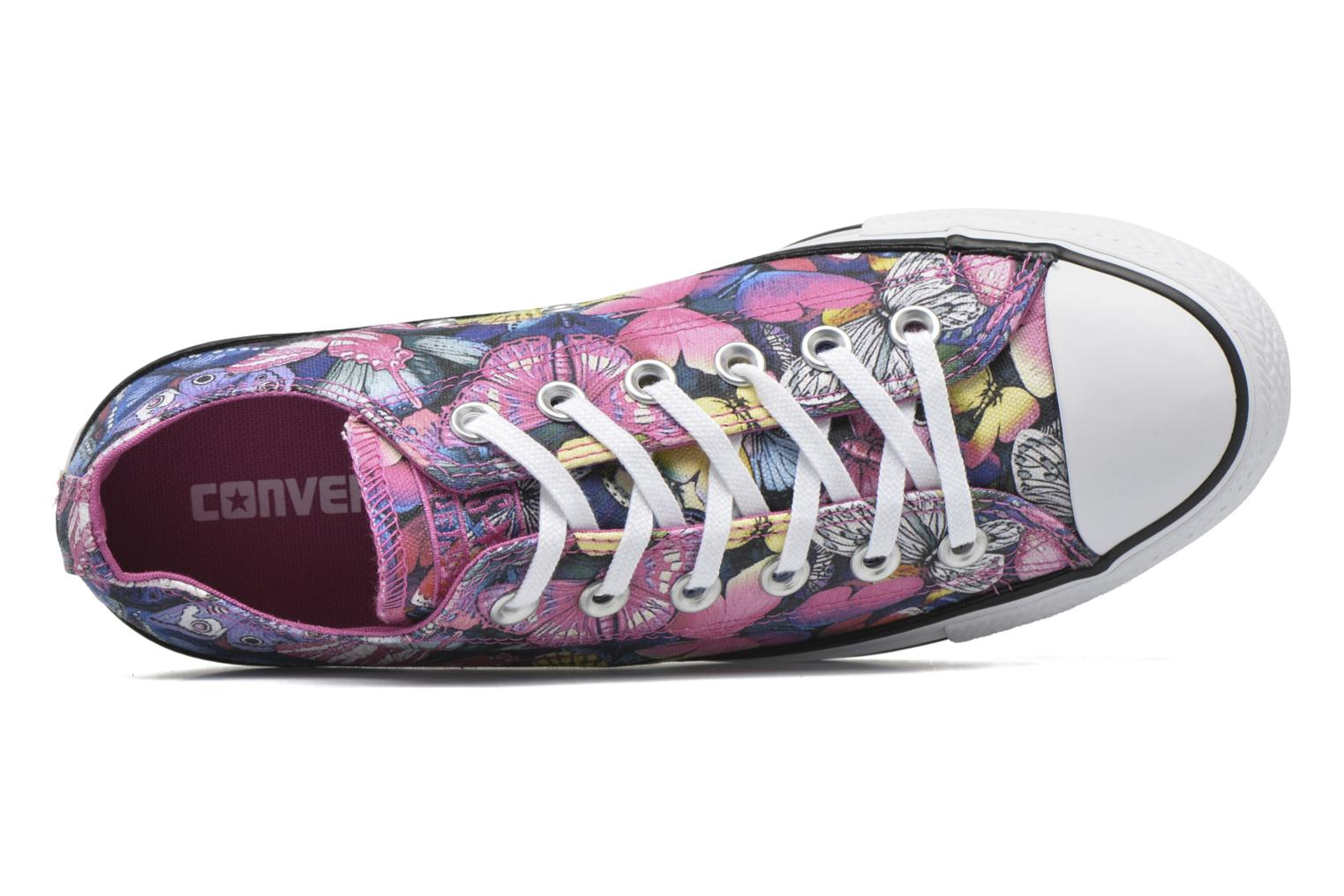 Chuck Taylor All Star Ox W Plastic Pink/White/Black