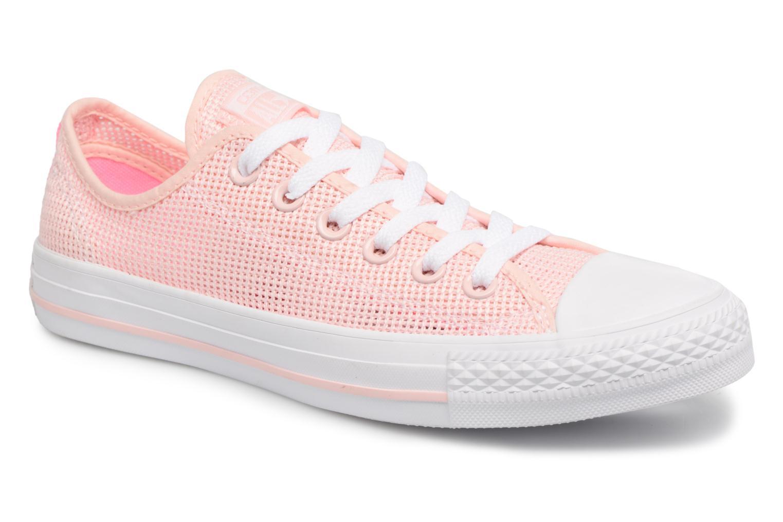 Chuck Taylor All Star Ox W Vapor Pink/Pink Glow/White
