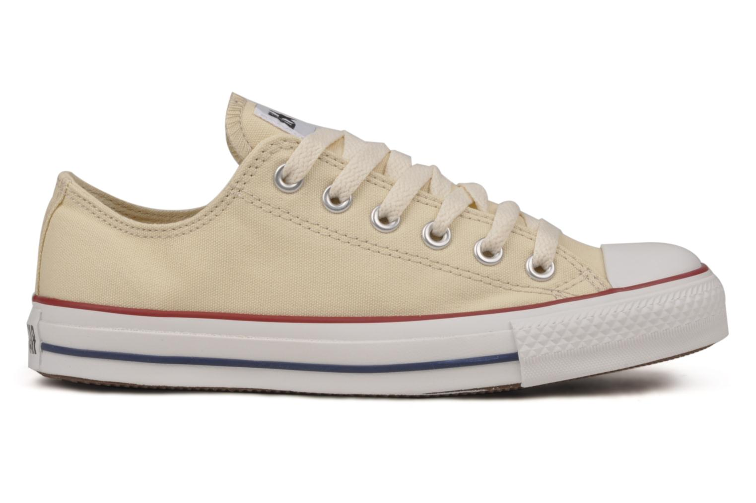 Trainers Converse Chuck Taylor All Star Ox W Beige back view
