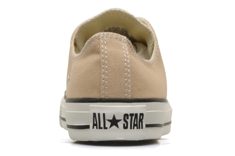 Chuck Taylor All Star Ox W Beige clair