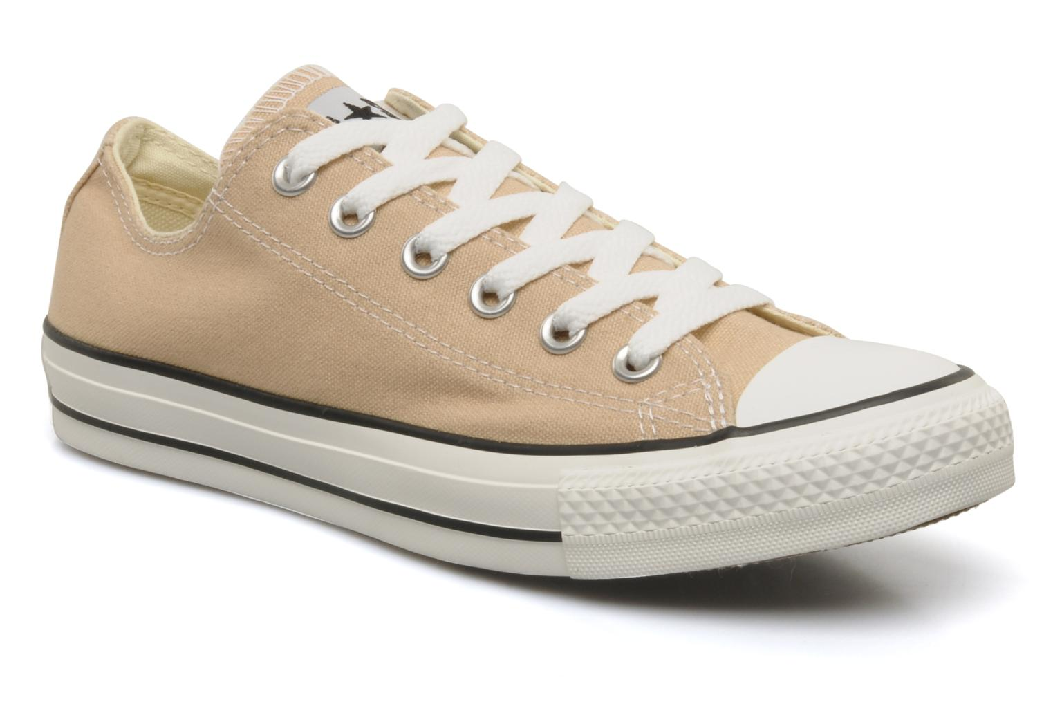 Trainers Womens Converse Chuck Taylor All Star Beige Ox W