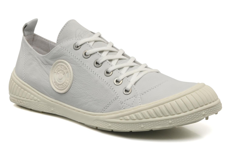 Sneakers Pataugas Rock M Blauw detail