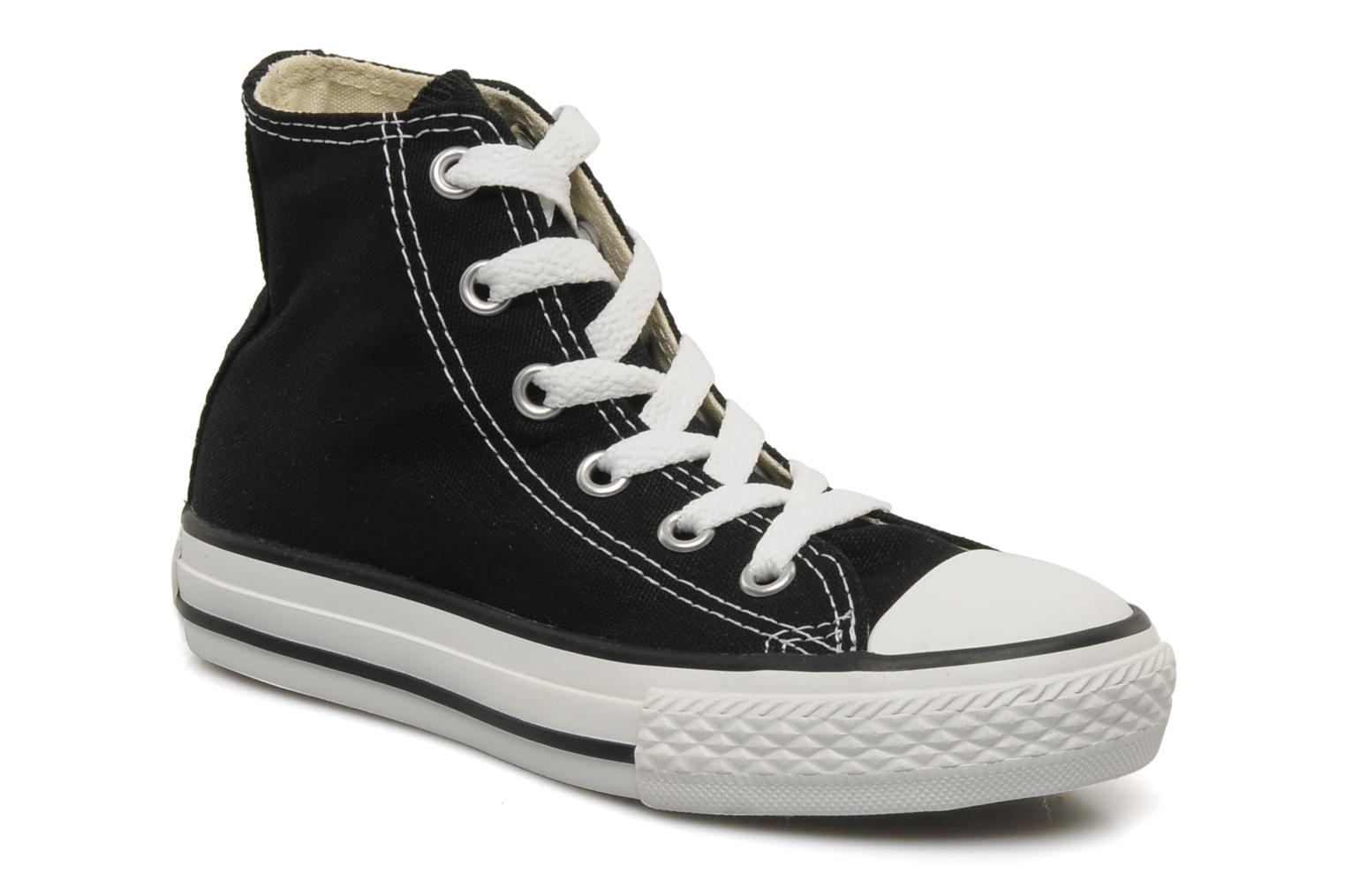 Sneakers Converse Chuck Taylor All Star Hi K Zwart detail