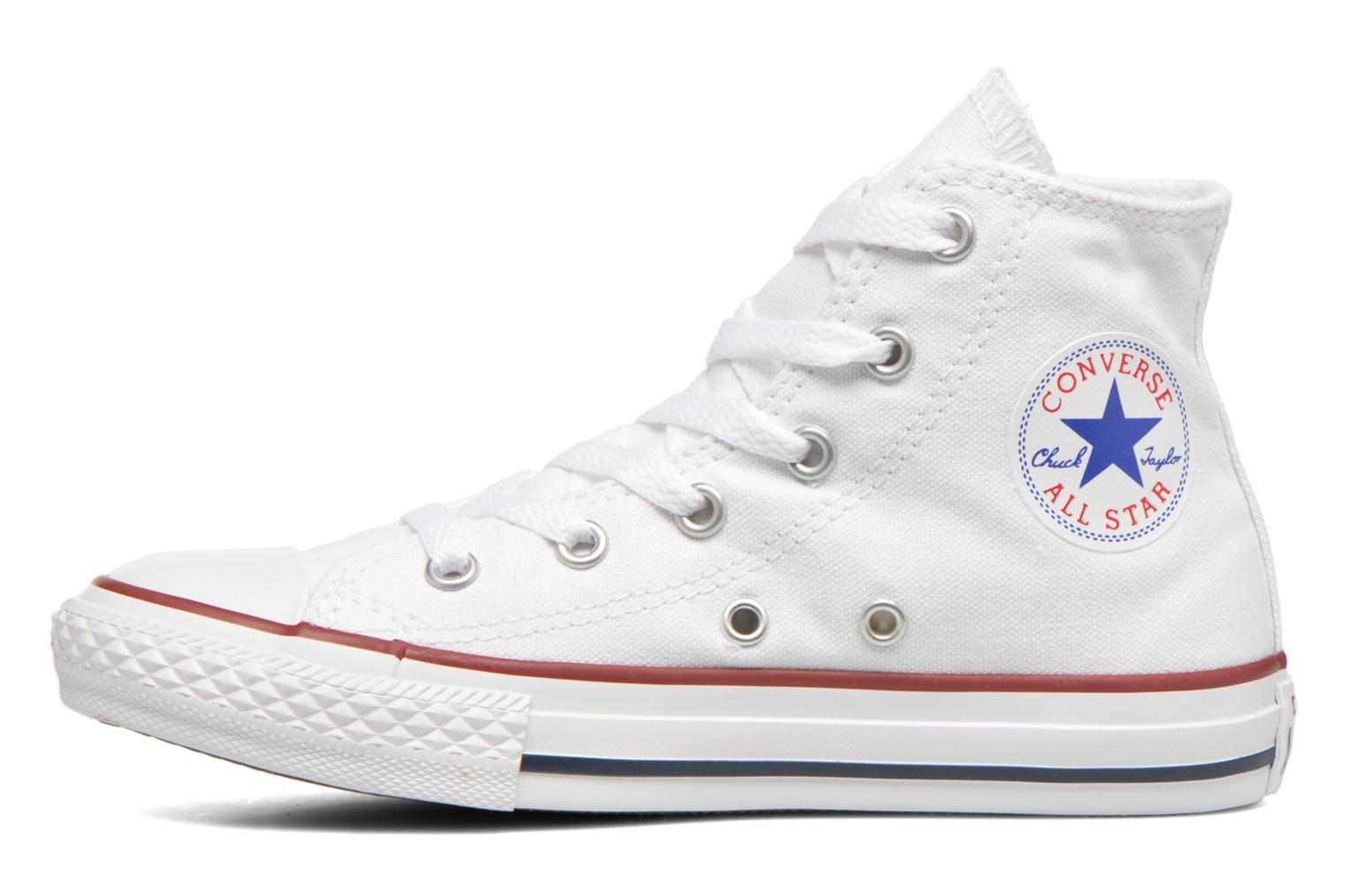 Sneakers Converse Chuck Taylor All Star Hi K Wit voorkant