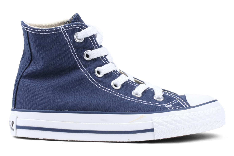 Sneakers Converse Chuck Taylor All Star Hi K Blauw achterkant