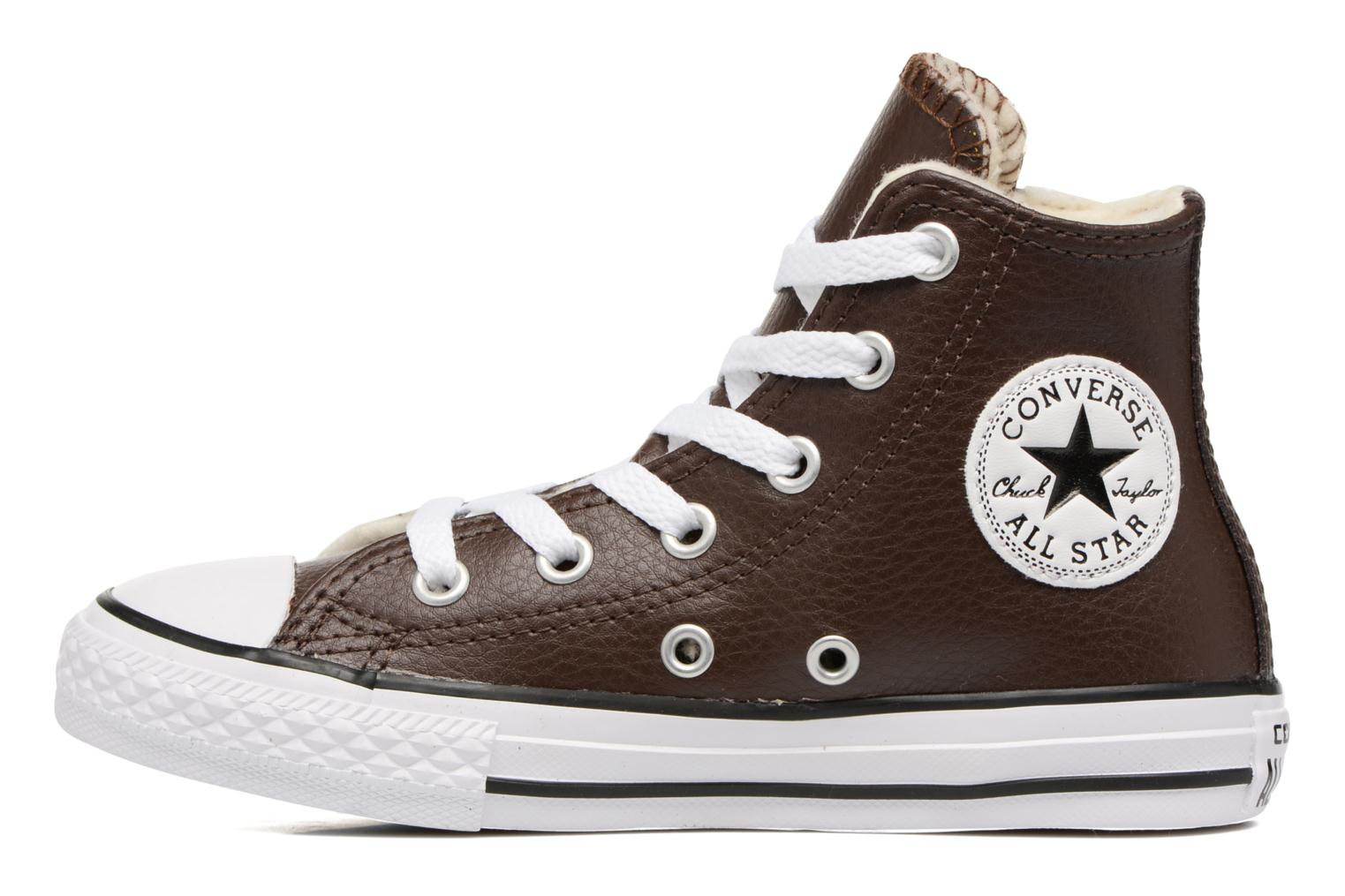 Chuck Taylor All Star K Chocolate/Natural/White