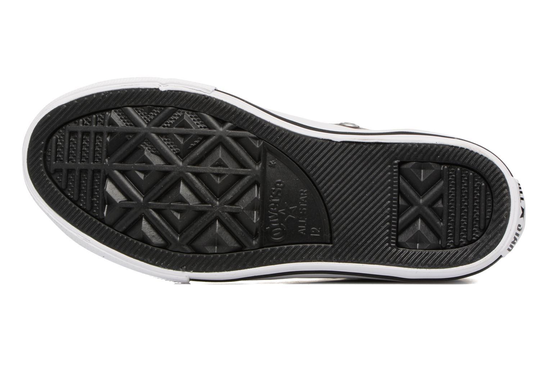 Sneaker Converse Chuck Taylor All Star Hi K braun ansicht von oben