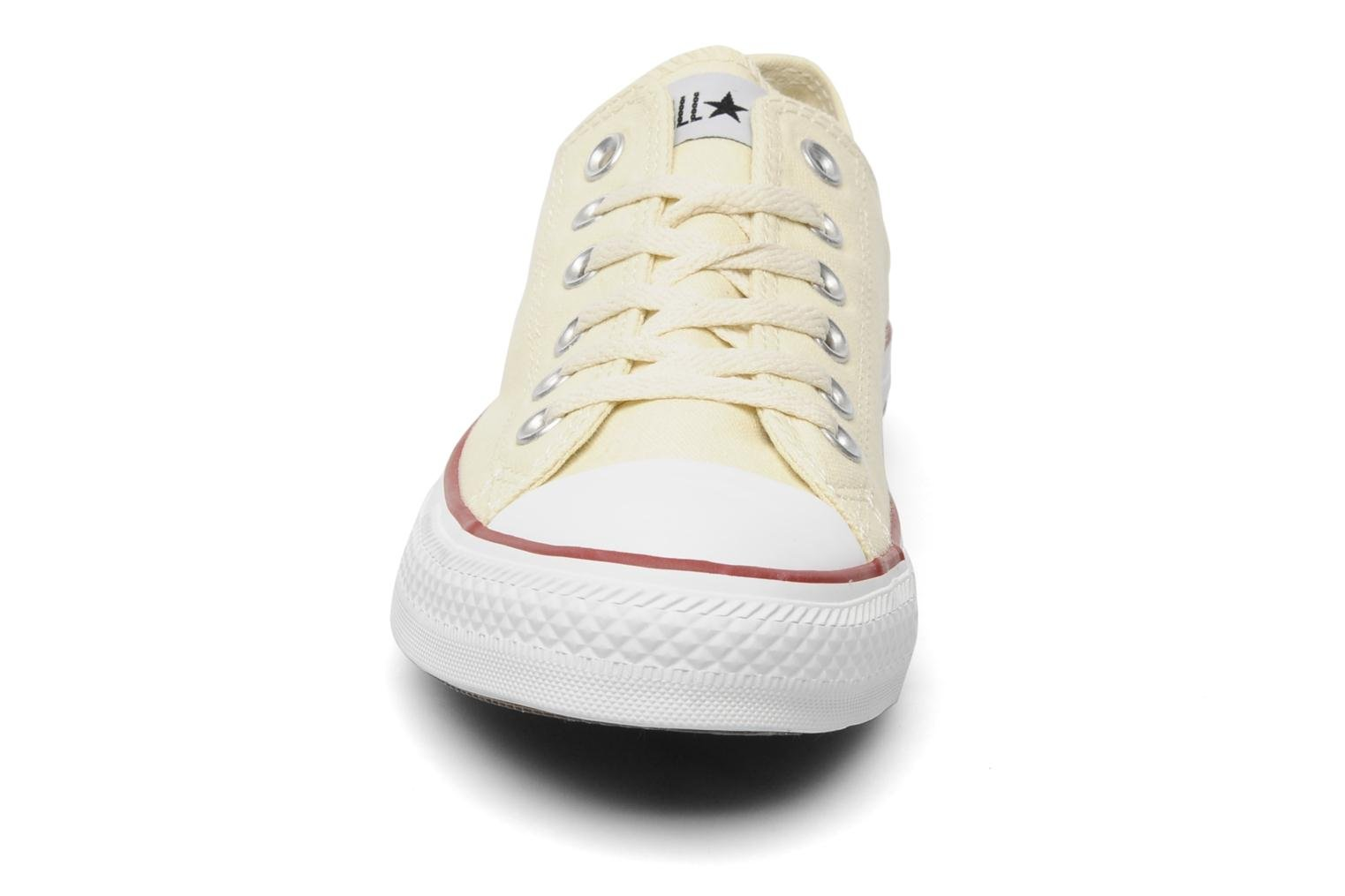 Trainers Converse Chuck Taylor All Star Ox M Beige model view