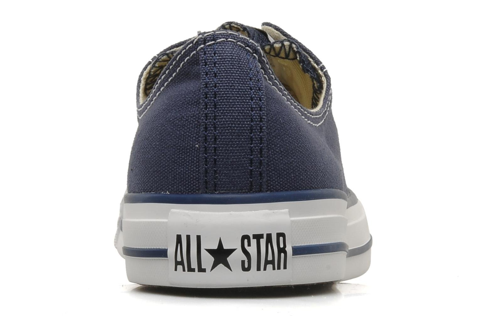 Sneakers Converse Chuck Taylor All Star Ox M Blauw rechts